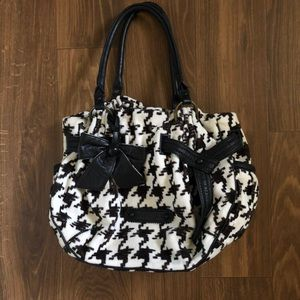 Vintage Juicy Couture Houndstooth Purse